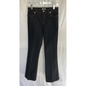 Moschino Black Boot Cut Jeans Women's Sz 6